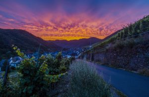 Sonnenuntergang Aug2016